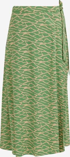 Finn Flare A-Linien-Rock in grün, Produktansicht