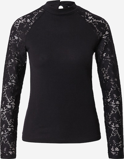 Hailys Shirt 'Lorren' in schwarz, Produktansicht