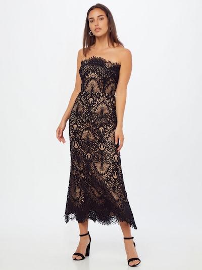 Rochie de seară 'VICTORIA' Jarlo pe bej / negru, Vizualizare model