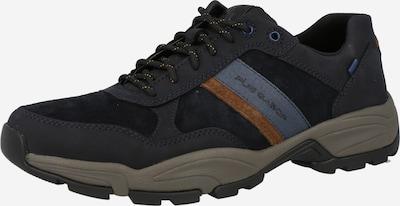 Pius Gabor Sneaker in taubenblau / rot / schwarz, Produktansicht