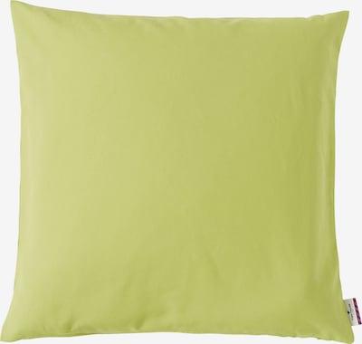 TOM TAILOR Kissenhülle in hellgrün, Produktansicht