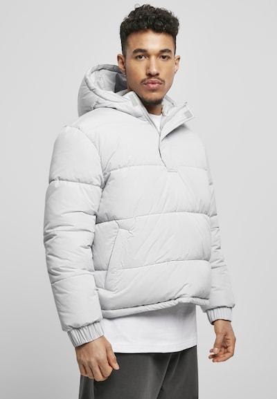 Urban Classics Winterjas in de kleur Wit, Productweergave