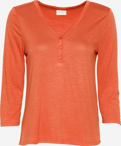 VILA Shirts 'NOEL' i orangerød, Produktvisning