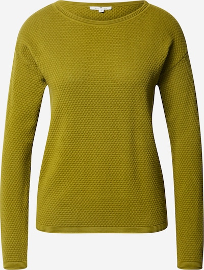 TOM TAILOR Pullover in oliv, Produktansicht