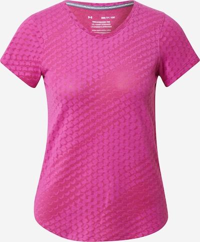 Sportiniai marškinėliai 'Streaker' iš UNDER ARMOUR , spalva - rožinė / tamsiai rožinė, Prekių apžvalga