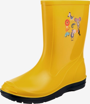 HORKA Rubber Boots in Yellow