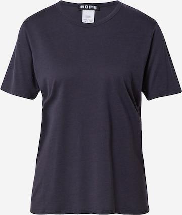 HOPE - Camiseta en azul
