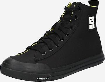 DIESEL Sneaker 'Astico' in Schwarz