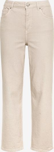 HALLHUBER Jeans in creme, Produktansicht