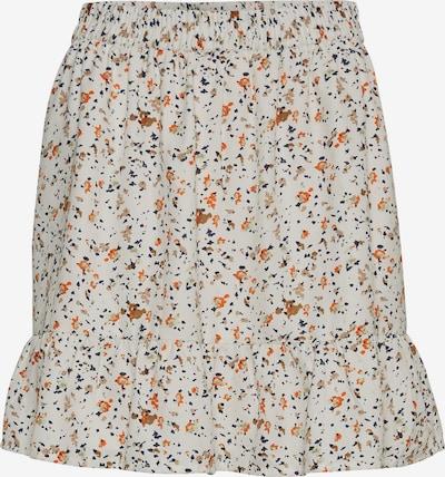VERO MODA Skirt in Dark blue / Brown / Taupe / Orange, Item view