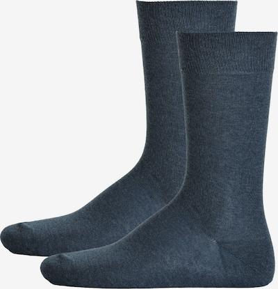 Hudson Socken in nachtblau, Produktansicht