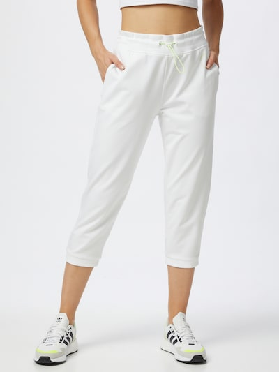 ESPRIT SPORT Sports trousers in Light green / White, View model