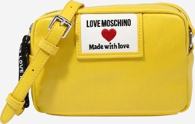 Love Moschino Tasche in gelb / rot / schwarz / weiß, Produktansicht