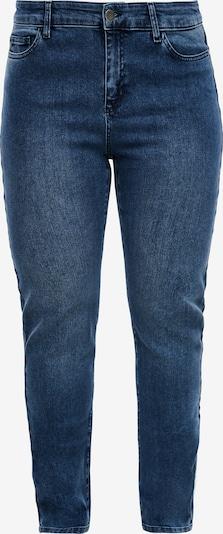 TRIANGLE Jeans in blue denim, Produktansicht