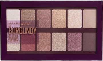 MAYBELLINE New York Lidschatten 'The Burgundy Bar' in Mixed colors