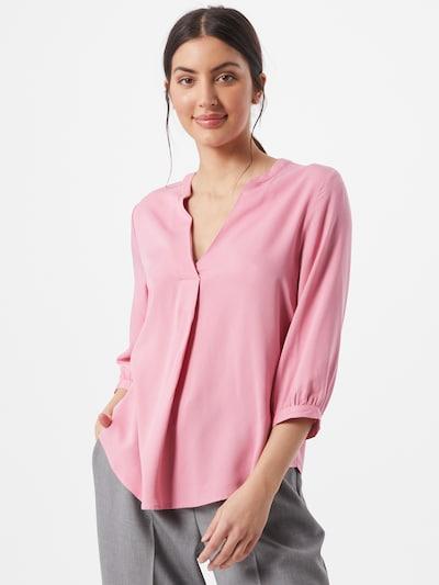 VILA Chemisier 'Dania' en rose, Vue avec modèle
