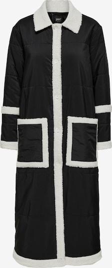 ONLY Mantel 'Zoye' in schwarz / weiß, Produktansicht