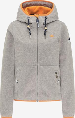 Schmuddelwedda Performance Jacket in Grey