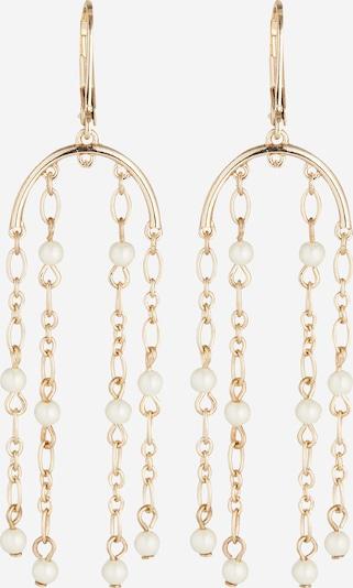 Lauren Ralph Lauren Boucles d'oreilles en or, Vue avec produit