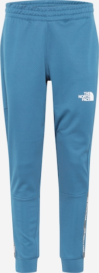 Pantaloni per outdoor THE NORTH FACE di colore blu cielo / bianco, Visualizzazione prodotti