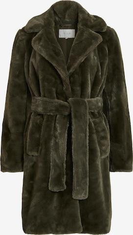 VILA Χειμερινό παλτό σε πράσινο