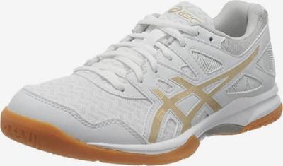 ASICS Laufschuh 'Gel-Task 2' in gold / weiß, Produktansicht