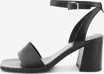 Kennel & Schmenger Sandale 'LOU' in schwarz, Produktansicht