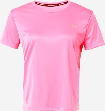 NIKE Funkční tričko 'MILER' - pink, Produkt