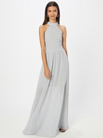WAL G. Kleid 'SHEREEN' in grau, Modelansicht