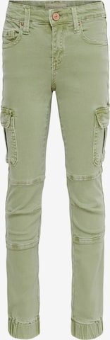 KIDS ONLY Pants 'MISSOURI' in Green