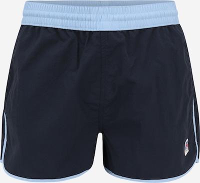 BOSS Casual Plavecké šortky 'Jaco Russell Athletic' - námořnická modř / kouřově modrá, Produkt