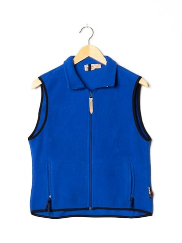 Woolrich Vest in M in Blue