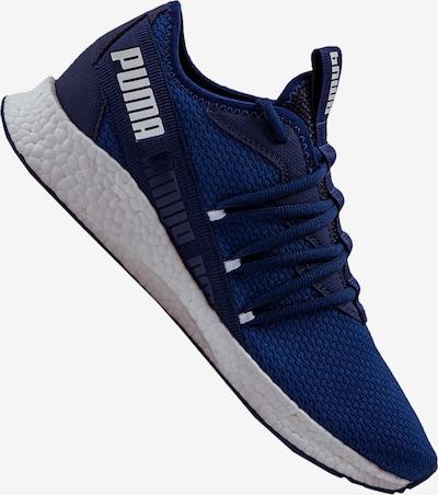 PUMA Sneaker in blau / dunkelblau / weiß: Frontalansicht