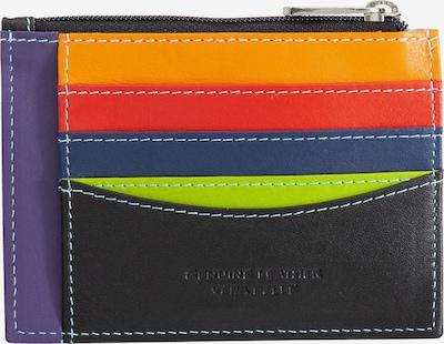 DuDu Portemonnaie 'Tiago' in mischfarben / schwarz, Produktansicht