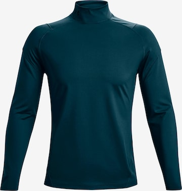 UNDER ARMOUR Performance Shirt 'Rush Cold Gear' in Green