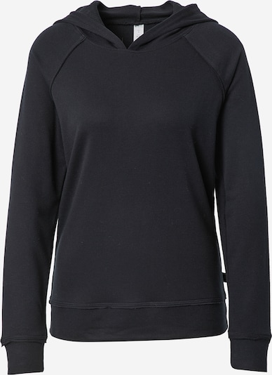 Hanorac sport 'AVALYN' Bally pe negru, Vizualizare produs