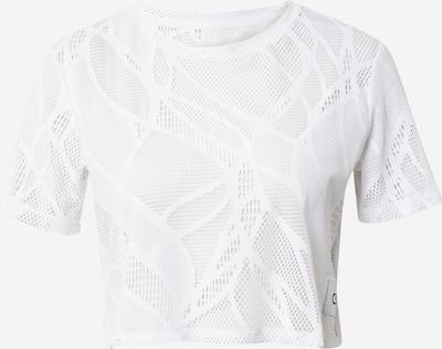 Calvin Klein Performance T-shirt fonctionnel en blanc, Vue avec produit