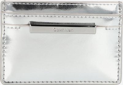 Calvin Klein Portemonnaie in silber, Produktansicht