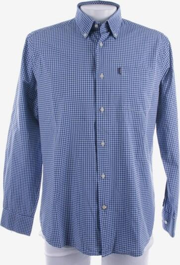 Barbour Freizeithemd in M in blau, Produktansicht