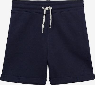 MANGO KIDS Pantalon 'Joel' en bleu marine, Vue avec produit