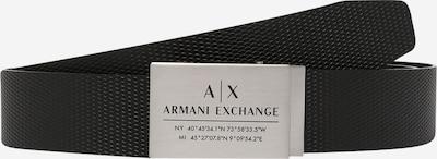 ARMANI EXCHANGE Ceinture en noir, Vue avec produit