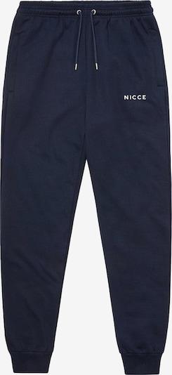 Nicce Trousers in dark blue, Item view