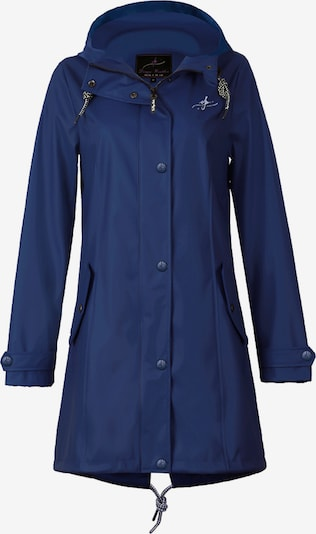 Dingy Rhythm Of The Rain Tussenjas 'Friesennerz' in de kleur Blauw, Productweergave