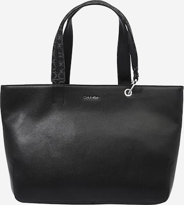 Cabas 'Accent' Calvin Klein en noir