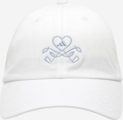adidas Golf Sportska šilterica u plava / bijela, Pregled proizvoda
