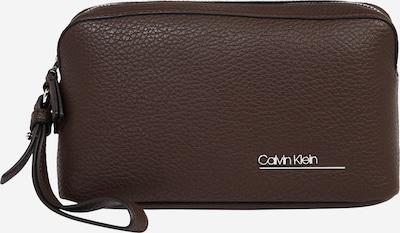 Calvin Klein Kosmetická taška - hnědá, Produkt