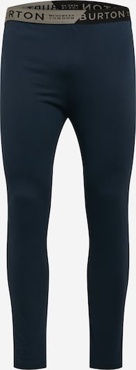 BURTON MENSWEAR LONDON Hose in navy, Produktansicht