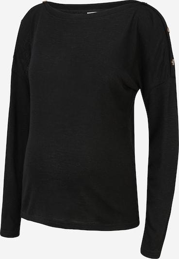 Pieces Maternity T-shirt i svart, Produktvy