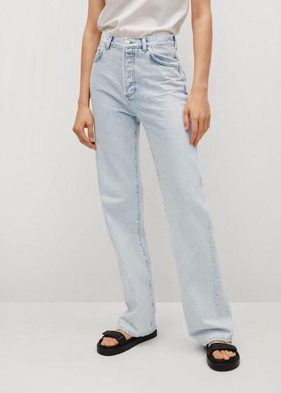 MANGO Jeans 'Kaia' in hellblau, Modelansicht