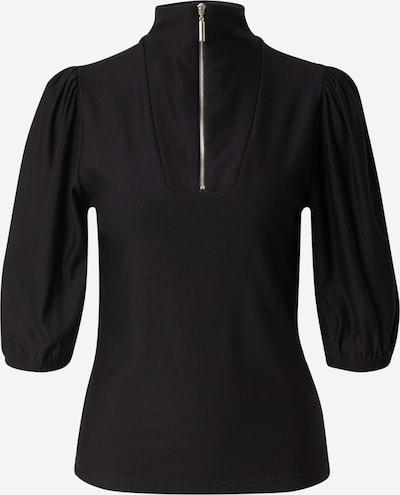 Gestuz Shirt 'Rifa' in schwarz, Produktansicht